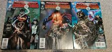 Brightest Day Aftermath The Search for Swamp Thing (2011) complete Dc Comics Nm
