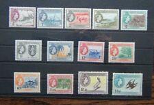 British Virgin Islands 1956 - 62 set to $4.80 MNH SG136 - SG147
