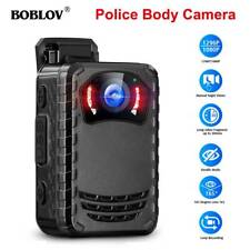 BOBLOV Mini Wearable Body Camera Night Vision Full HD 1296P For Daily Protection