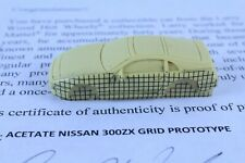HOT WHEELS ACETATE NISSAN 300ZX GRID PROTOTYPE FROM LARRY WOOD COLLECTION