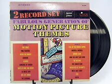Time Records TDS 3000 - 2 LPs Fabulous Generation of Motion Picture Themes