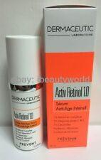 Dermaceutic Activ Retinol 1.0 Intense Anti-Age Serum 30ml 1oz New in Box #grupk