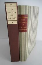 O. Henry, THE STORIES OF O. HENRY, Limited Editions Club in Slipcase