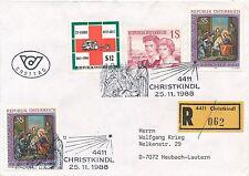 Christkindl-Recobrief  25.11.1988   6/2/15