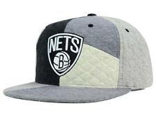 "50% OFF Mitchell & Ness Brooklyn Nets NBA ""Fleece"" Snapback Cap - Adjustable Hat"
