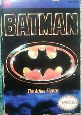 NECA Reel Toys Batman 1989 The Action Figure 8-Bit NES Video Game Michael Keaton