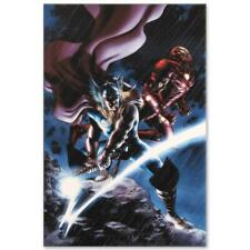 MARVEL Comics Numbered Limited Edition Thor (3) Canvas Art