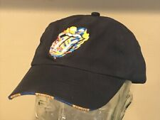 Rolling Stones  40 Licks Tour 40th Anniversary Black Slouch Cap Hat  NEW  RARE!