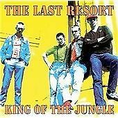 The Last Resort - Kings of the Jungle (1999) NEW SEALED PUNK CD  OI! CD