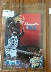 SHAQUILLE ONEAL SkyBoxrc #382 + Michael Jordan Upper Deck #240 + Jason Kidd #43