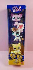 Littlest Pet Shop #876 #877 #878 Perser Katze Figuren Set Neu  LPS
