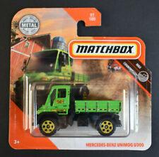MATCHBOX 2020 MERCEDES BENZ UNIMOG U300 NEU & OVP