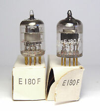 2x TUBO e180f/6688 tubes, goldpin strumenti di misura-tubi, NOS