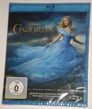 Cinderella Realverfilmung  Blu Ray NEU OVP  Walt Disney