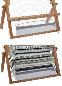 Weaving Loom: Extendable: Beech Wood