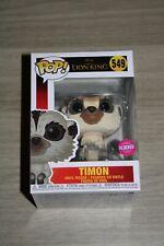 Timon Flocked - Disney The Lion King - 549 - Funko POP!