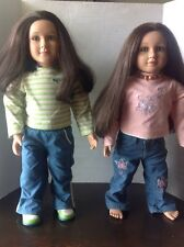 My Twinn Dolls Lot of Two 2008
