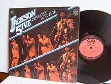 Jackson 5ive - Zip A Dee Doo Dah  MFP 50418  UK LP  1979  Five Michael Jackson
