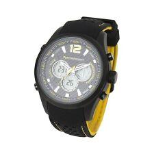 Original opel motorsport reloj de pulsera reloj cronógrafo oc11045