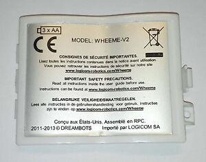 Ersatz-Batteriefachdeckel für Wheeme Ersatzteil, Massageroboter,Rückenstreichler