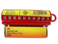 3M Sdr-Gy Wire Marker Tape - Package Qty 10