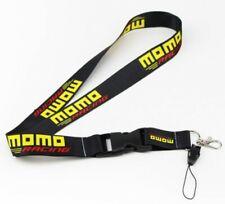 *NEW UK* MOMO Style Racing Lanyard Chain JDM Nissan Subaru Toyota VW Bora Golf