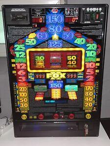 Spielautomat Bally Wulff Fox