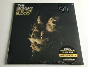 The Bravery – Stir The Blood Vinyl LP + CD 2009 US Press Sealed