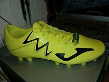 784a12c8d JOMA scarpe calcio CHAMPION 711 FG col.GIALLO FLUO/NERO tg. 40 no