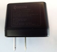 OEM Kyocera Universal Travel Charger USB Power Adapter Head 110-240V 800 mA 5V