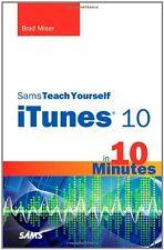 Sams Teach Yourself iTunes 10 in 10 Minutes (Sams