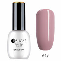UR SUGAR 15ml Nagel Gellack Nail Art UV Gel Polish Soak Off Gel UV Maniküre DIY