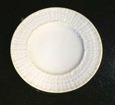 Beautiful Belleek Green Mark Limpet Cob Bread Plate