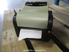 SATO CX400 EX2 THERMAL Barcode Label Printer Parallel Serial INCL PSU 65311 INCH