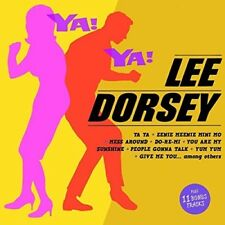 Lee Dorsey - Ya! Ya! + 11 Bonus Tracks [New CD] Bonus Tracks, Rmst, With Book, S
