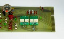 """Pievox Relais  ITT A2610 A2615  A2626  f. Studer A80R / B62  Oszillator """"Stereo"""""""