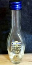 MARTELL NOBLIGE Cognac EMPTY MINI BOTTLE - No Contents