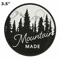 Mountain Made Forest Car Truck Window Bumper Graphics Sticker Decal Applique