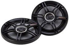 Crunch CS65CXS 6.5-Inch Full Range 3-Way Shallow Mount Car Speakers