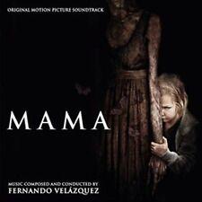 1 CENT CD Mama SOUNDTRACK fernando velázquez QUARTET RECORDS