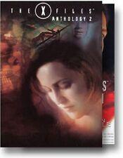 THE X FILES  :  ANTHOLOGY 2   - LE FILM / PROVIDENCE / LA VERITE   - COFFRET DVD