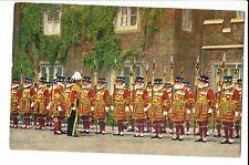 CPA-Carte postale- Royaume Uni -LONDON - Yeomen of the Guard -S1880