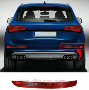 Audi SQ5 2012-2017 Rear Light Lamp Bumper Mounted Driver Side High Quality New