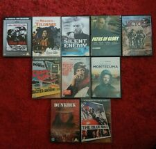 10 MUST SEE WAR MOVIES DVDS