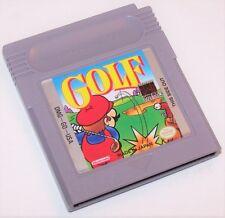 Mario Golf Original Nintendo Game Boy Video Game Cartridge