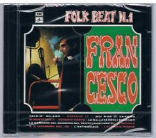 FRANCESCO GUCCINI FOLK BEAT N.1 CD ITALY   F.C. SIGILLATO!!!