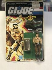 GI Joe Raptor Cobra Falconer 1987 action figure