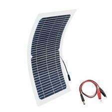BOGUANG 18 V 10 w panneau solaire kit Transparent semi-flexible monocristallin
