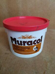 Muracol Wallcovering Adhesive 2.5 Kilo KG Tub 2.5L Superfos Professional Results