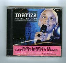 CD (NEW) MARIZA CONCERTO EM LISBOA